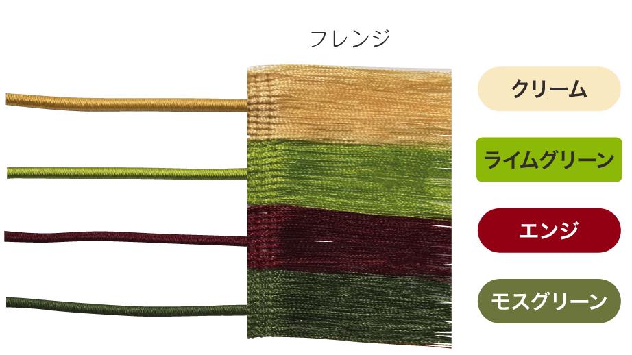 彩ゴムの1目の画像