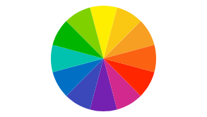 ゴムの色見本のリンク